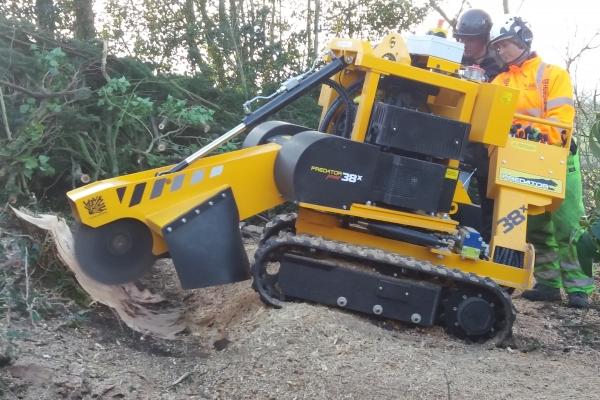 M6 - International Stump Grinder Operations