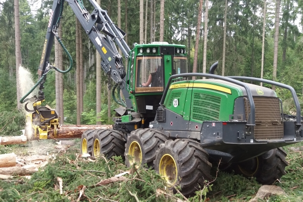 IFMO-H  - International Forestry Harvester Certificate