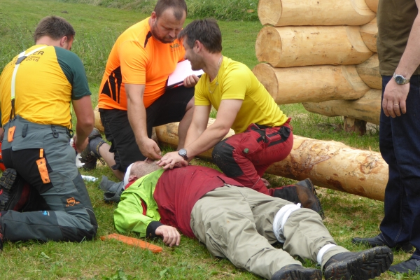 IEFA-F - International Emergency First Aid Certificate
